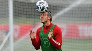 Gareth Bale is ready to represent Wales (Ben Birchall/PA)