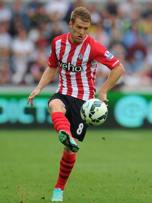 Key component: Southampton and Northern Ireland struggle without the influence of Steven Davis