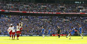 Drogba's strike in Chelsea's 1-0 defeat of Portsmouth in the 2010 final proved decisive (Chris Ison/PA)