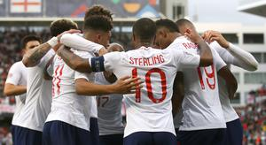 Nations League matches could be played close to the start of the Premier League season (Tim Goode/PA)