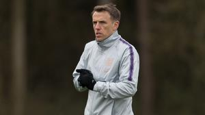England Women Manager Phil Neville believes his own World Cup heartbreak will help when he names his preliminary squad later this month (Aaron Chown/PA)