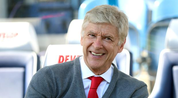 Arsene Wenger left Arsenal at the end of the 2017/18 season. (Mike Egerton/PA)