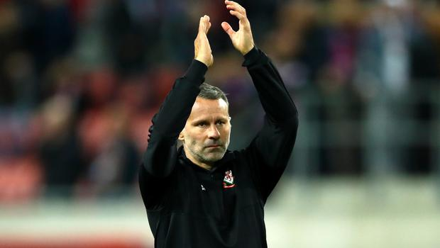 Manager Ryan Giggs hopes to lead Wales to the European Championship finals next summer (Tim Goode/PA)