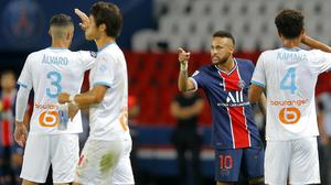 Neymar accused Alvaro Gonzalez of racism (Michel Euler/AP)
