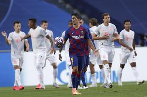 Luis Suarez is one of a number of players approaching the end of their careers (AP Photo/Manu Fernandez/Pool)