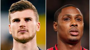 Timo Werner's chances of going to Liverpool have been dealt a blow with RB Leipzig refusing to budge on his price (John Walton/Martin Rickett/PA)