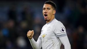 Chris Smalling helped Manchester United keep another clean sheet at Turf Moor (Richard Sellers/EMPICS)