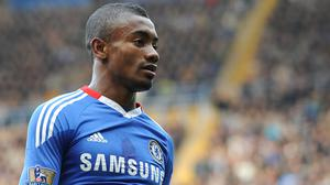 Salomon Kalou has been suspended by his club (Anthony Devlin/PA)