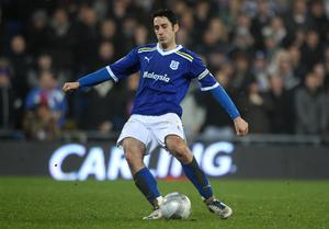 Peter Whittingham established himself as a Cardiff great (Nick Potts/PA)