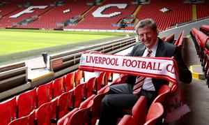 Roy Hodgson was appointed Liverpool manager soon after Fulham's defeat (Peter Byrne/PA)