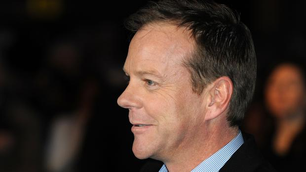 Moore is named after the American actor Kiefer Sutherland (Ian West/PA)
