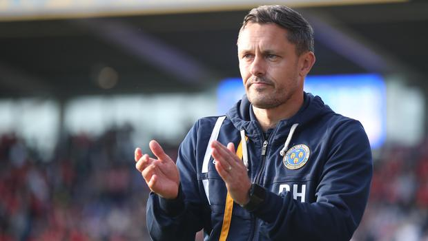 Paul Hurst has been confirmed as the new boss of Ipswich (Nick Potts/PA)
