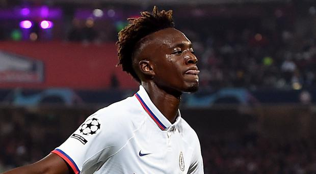 Tammy Abraham was on target in the win over Lille (Joe Giddens/PA)