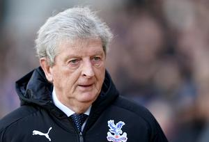 Roy Hodgson will try to lead Crystal Palace to a top-half finish (Tess Derry/PA)