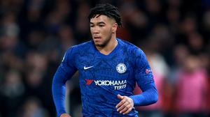 Chelsea star Reece James, pictured, has provided masterclass videos for the club's new Augmented Reality training app (Adam Davy/PA)