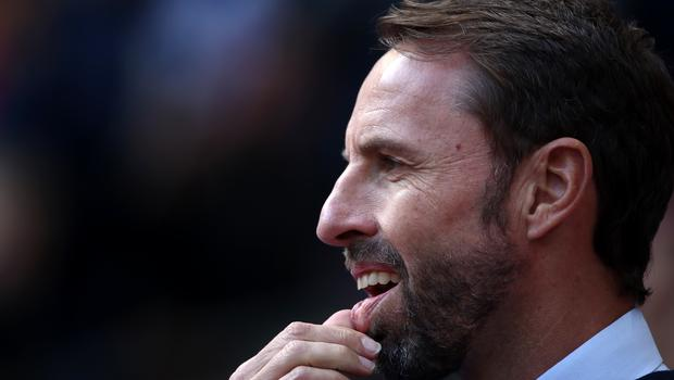 Gareth Southgate had few complaints over England's performance (Tim Goode/PA)