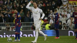 Real Madrid ended their poor run against Barcelona (AP Photo/Andrea Comas)