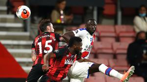Almost four million views tuned in to Bournemouth v Crystal Palace (Michael Steele/NMC Pool/PA)