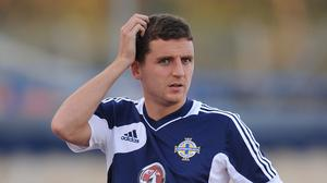 Alex Bruce has not given up hope on his Northern Ireland career