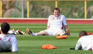 Wayne Rooney says he would not go to the World Cup if given the chance again (Owen Humphreys/PA)