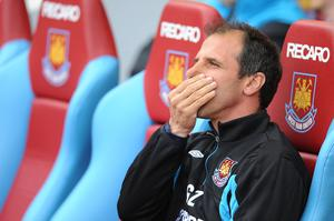 Zola departed in May 2010 after the team finished 17th in the Premier League (Daniel Hambury/PA).