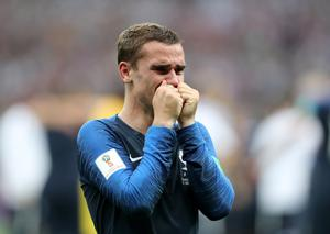 France's Antoine Griezmann could be part of an exchange deal between Barcelona and Inter Milan (Owen Humphreys/PA)