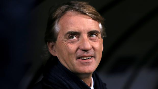 Roberto Mancini is the new Italy coach