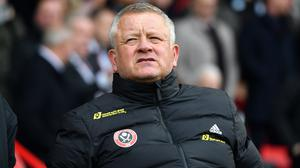 Sheffield United manager Chris Wilder hopes clubs can quickly move on to contact training (Anthony Devlin/PA)