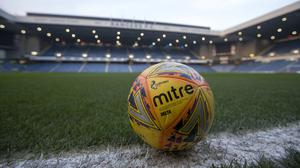 The Scottish football season remains in the balance (Jeff Holmes/PA)