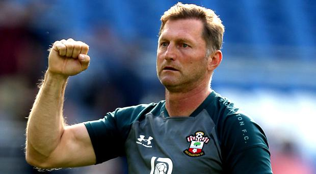 Southampton manager Ralph Hasenhuttl has called for focus as his team prepare to take on rivals Portsmouth (Steven Paston/PA)