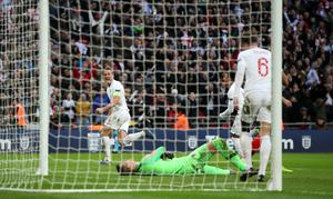 England have the Nations League last four to come after beating Croatia (Nick Potts/PA)