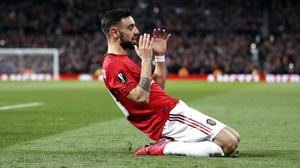 Bruno Fernandes has made a big impression at Old Trafford (Martin Rickett/PA)