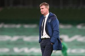 Stephen Kenny has overseen five defeats in eight games (Brian Lawless/PA)