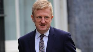 Culture secretary Oliver Dowden says discussions are ongoing with sports competitions over how and when they may be able to return to action (Aaron Chown/PA)
