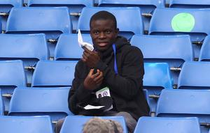 N'Golo Kante, pictured, could be fit for Chelsea's crucial Premier League clash with Wolves (Richard Heathcote/NMC Pool)