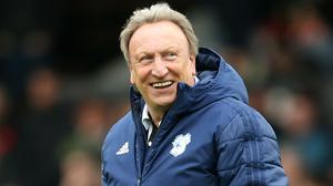 Former Cardiff manager Neil Warnock has been handed the task of saving Middlesbrough from relegation (Steve Paston/PA)