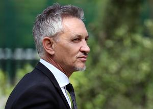 Gary Lineker has called for a ban on heading in training at all levels of football (Steven Paston/PA)