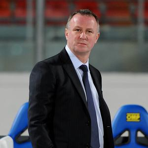 Michael O'Neill is pleased to be reunited with his Northern Ireland squad