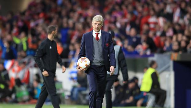 """Arsene Wenger said Arsenal's Europa League semi-final defeat was a """"huge disappointment"""" (Adam Davy/PA)"""