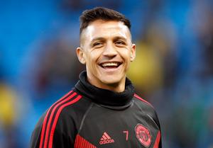 Rumours continue over the future of Manchester United's Alexis Sanchez (Martin Rickett/PA)