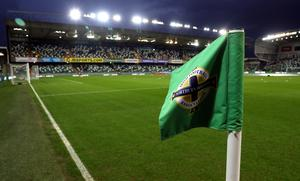 The Irish FA received a £3.7m share of UEFA's Hat-Trick funding.