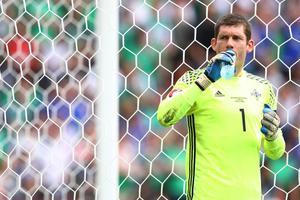 Michael McGovern produced some big displays in goal.