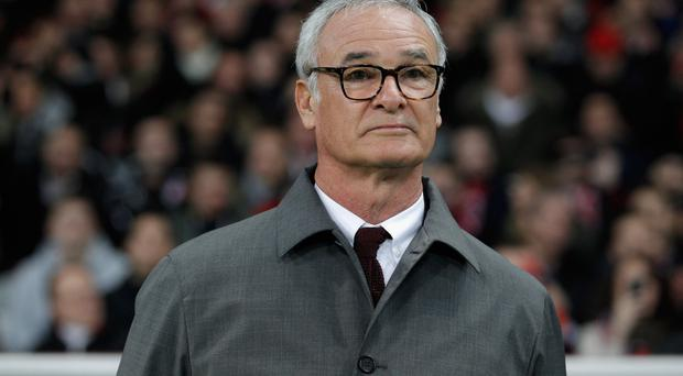 Greek tragedy: Claudio Ranieri's reign as Greece supremo is over following defeat to the Faroe Islands