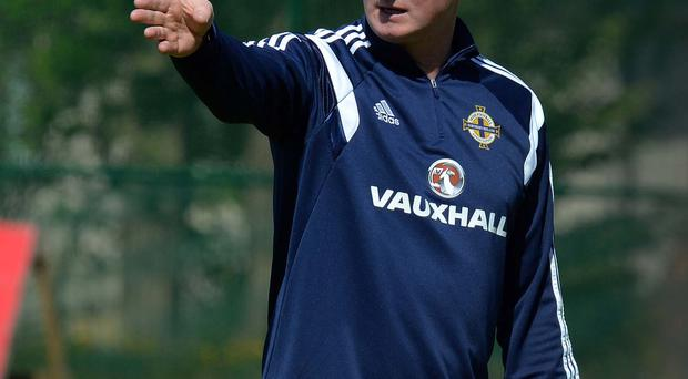 'O'Neill will take Northern Ireland to the Euro 2016 finals. Don't be surprised though if he leaves the job after that'