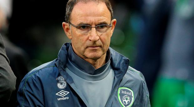 Quietly confident: Republic boss Martin O'Neill