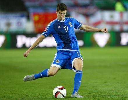 Flexible: Paddy McNair can play in several positions