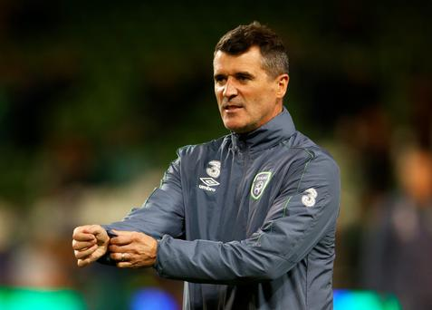 In the spotlight: Roy Keane