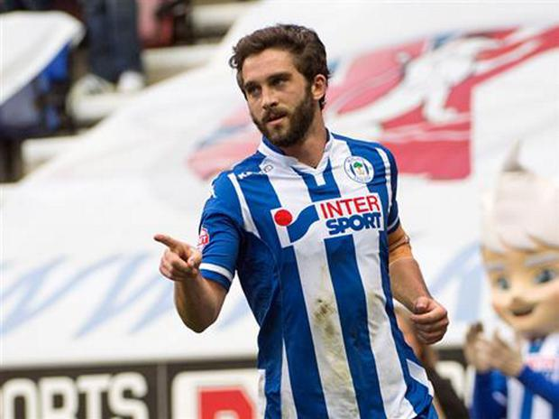 Chance to impress: Will Grigg