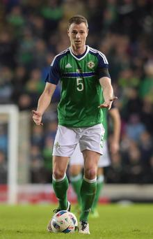 Determined: Jonny Evans