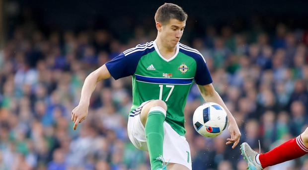 Paddy McNair has a new boss to impress